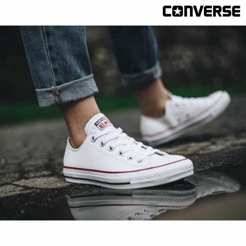 Star Ox White Shoes For Unisex M7652C