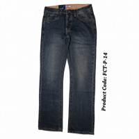 Featuring comfort and style, these jeans make a great addition to any wardrobe.  
