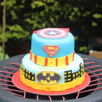 <p>Do you know someone who loves watching cartoons only? Then this double deckcartoon tehmed cake is perfect for them. The cake can be delivered online, which is the best online cake delivery service in Kathmandu. <strong>Free Home Delivery*.</strong></p> <p>All cakes are baked with hygiene and quality in the top of our priority at our own state-of-the-art baking facility and quality checked twice by our expert QC team before delivery. You can send cakes or gifts to your loved ones in Nepal or shop online for yourself in Nepal with UG Bazaar, <strong>a pioneer in online shopping in Nepal.</strong></p>
